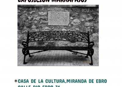 CASA DE LA CULTURA MIRANDA DE EBRO ENERO 2020